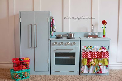 Tutorial pottery barn play kitchen knock off