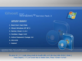 ghost windows xp sp 3 new