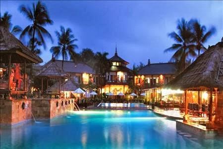 Jayakarta Bali Beach Resort, Residence