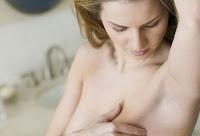 Palpacion para deteccion de cancer de mama