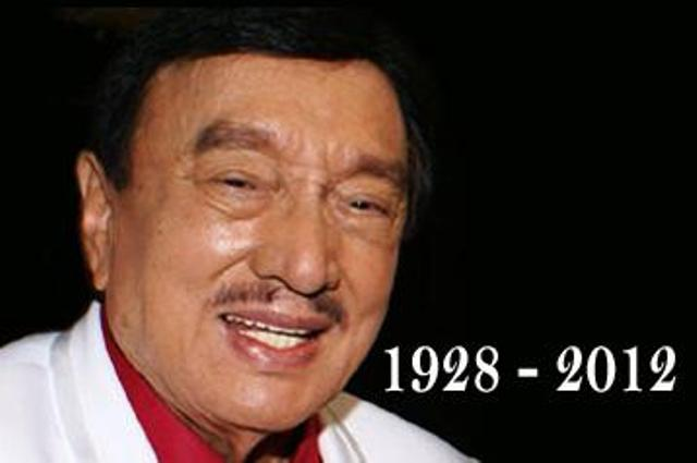 Most Shocking Pinoy Celebrity Deaths ... - Pinoy Top Tens