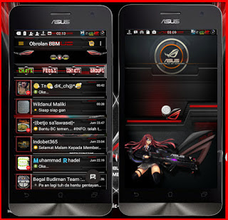 "BBM MOD ""SPECIAL EDITION"" REPUBLIC OF GAMER 2.9.0.51 APK"