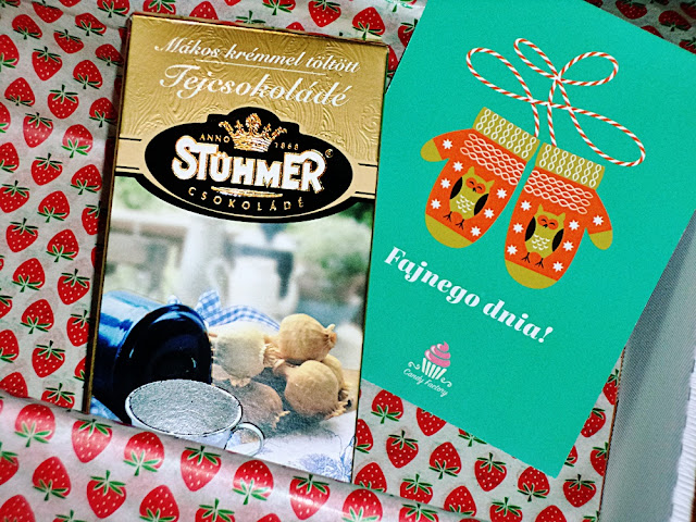 czekolada makowa Stuhmer