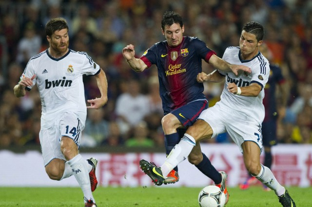"Jadwal ""El Clasico"" Barcelona vs Real Madrid - Liga Spanyol 2012-2013"