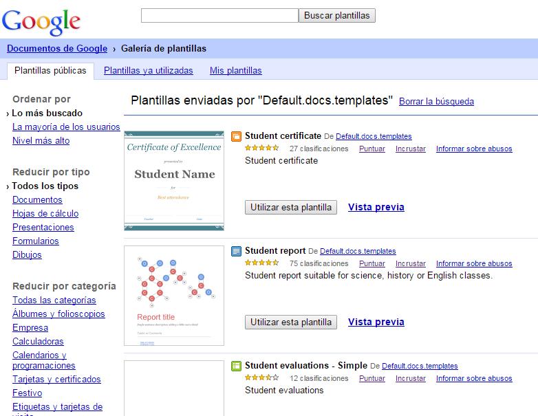Aprovecha estas plantillas de Google Drive como recurso creactivo ...