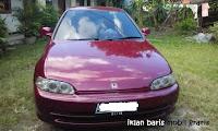 Dijual - Honda Genio a/t tahun 1992, iklan baris mobil gratis