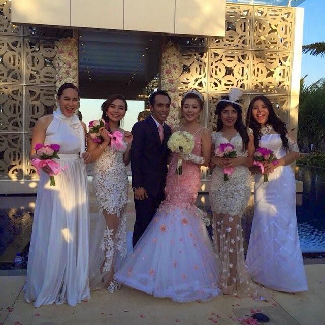 pernikahan Bella Shofie