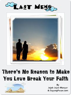 Jalan Cinta Tak Menumbangkan Agama Jejak Manyar