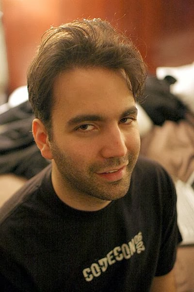 Bram Cohen, the inventor of BitTorrent