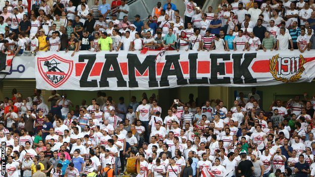 Zamalek quit Egyptian league over refereeing