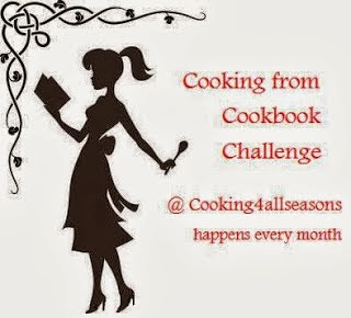 Cooking from Cookbook Challenge