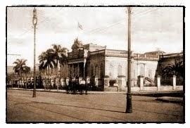 Primeras sesiones en La Plata