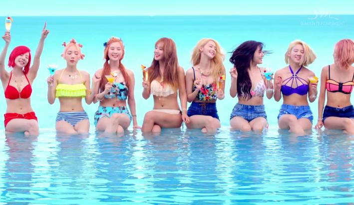 Girls' Generation 소녀시대_PARTY_Music Video - YouTube