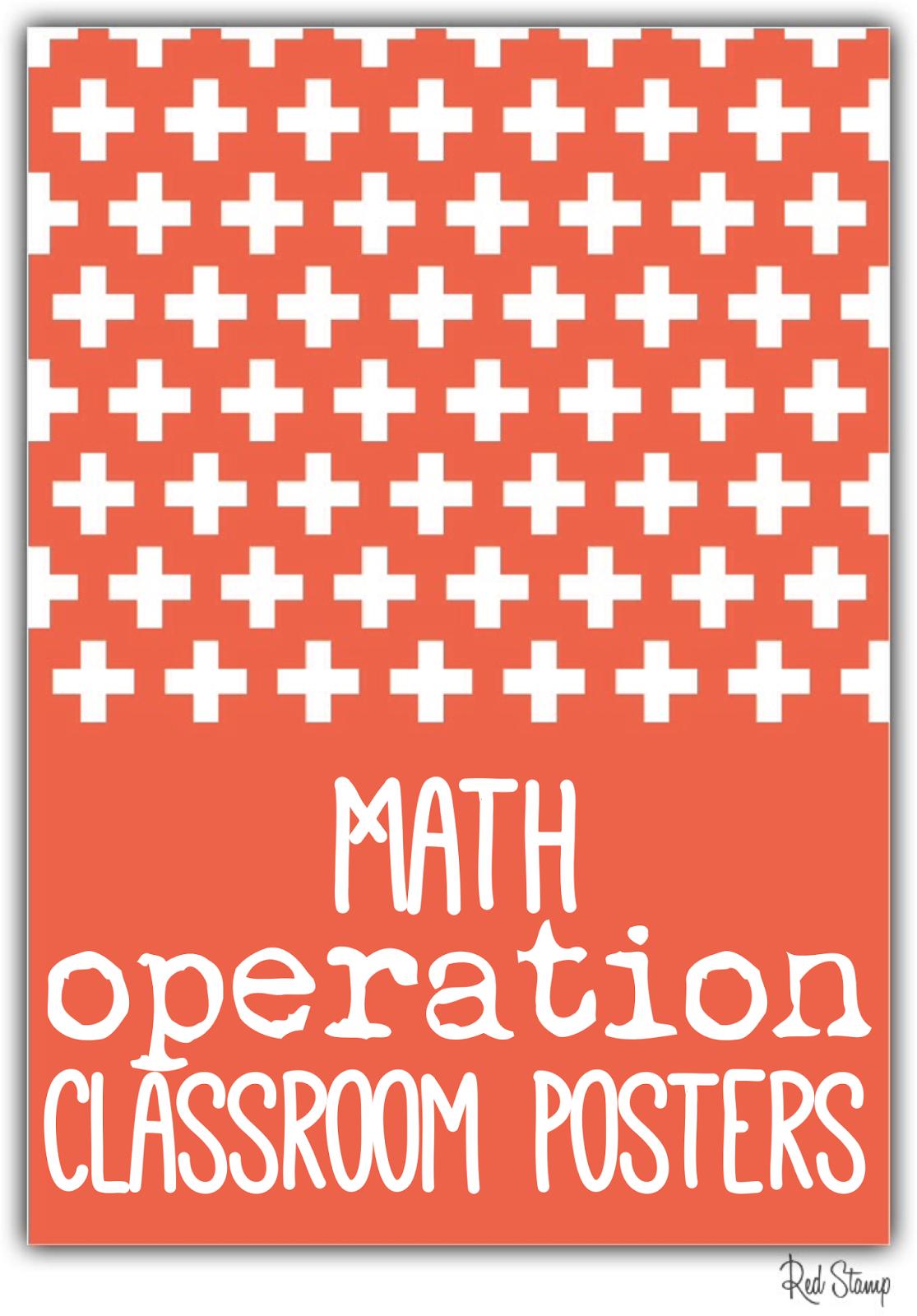 http://www.teachersnotebook.com/product/mnschenk/operations-signs