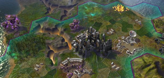 Civilization Beyond Earth First-Look Gameplay E3
