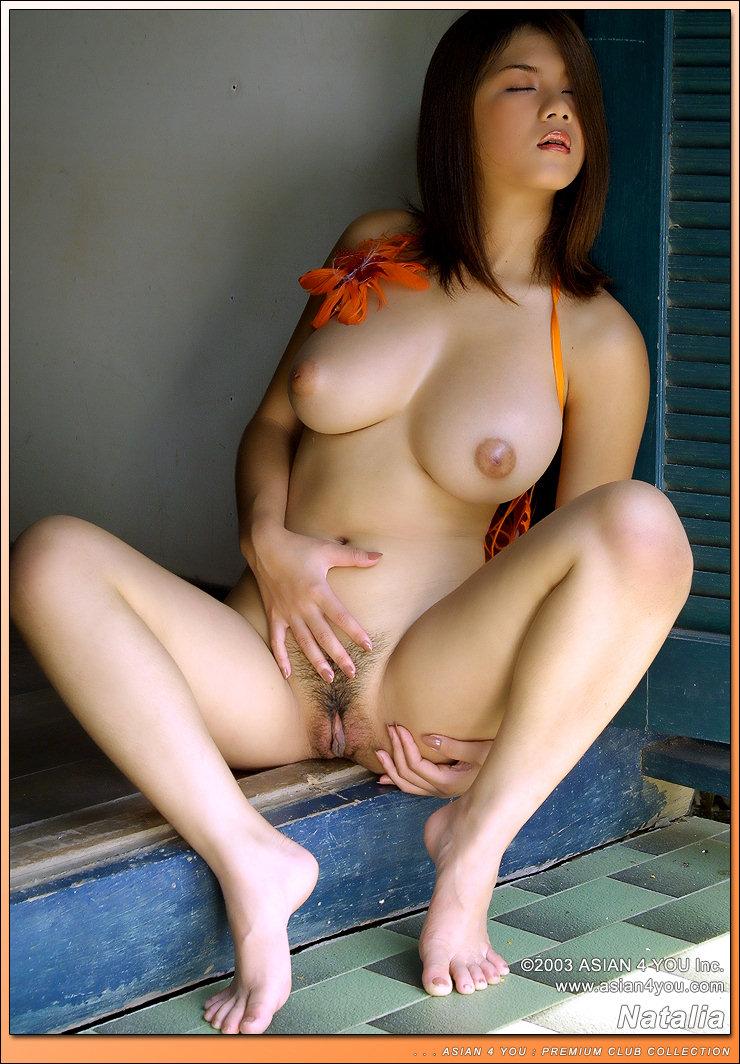 Beautiful Thai Girl Natalia
