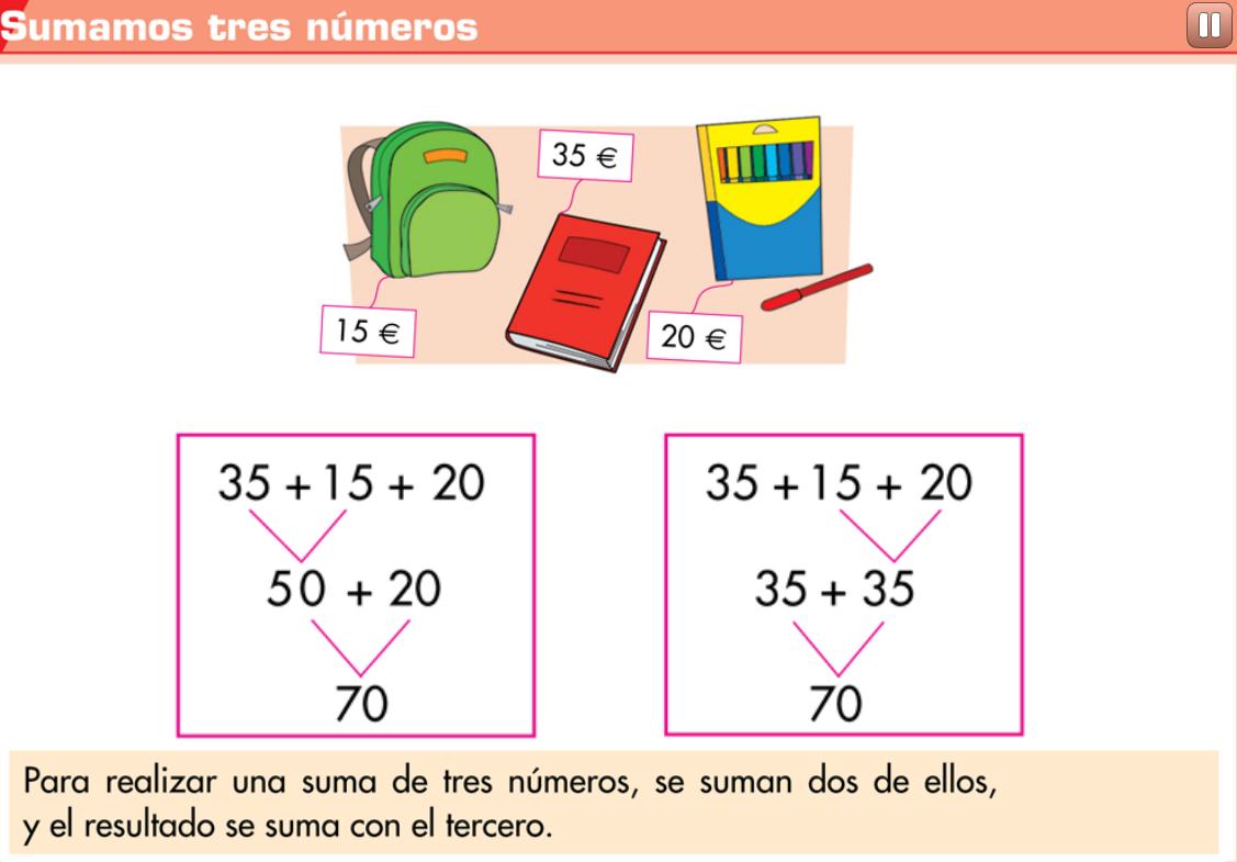 http://www.primerodecarlos.com/TERCERO_PRIMARIA/octubre/Unidad2/actividades/mates/sumas_varios_sumandos/visor.swf