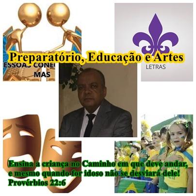 Preparatório, educação e arte