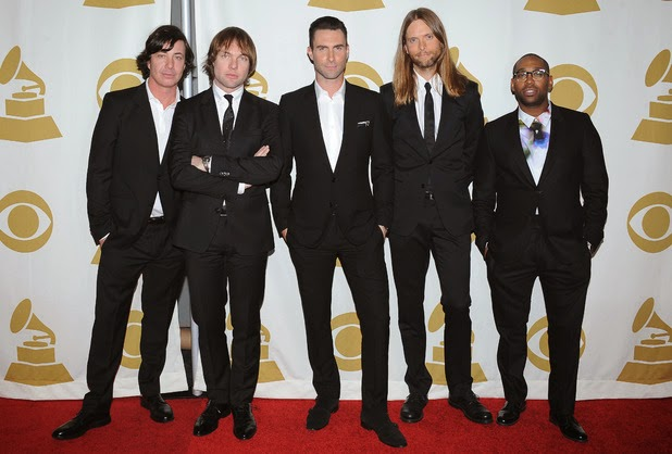 Maroon 5 divulga capa do novo álbum