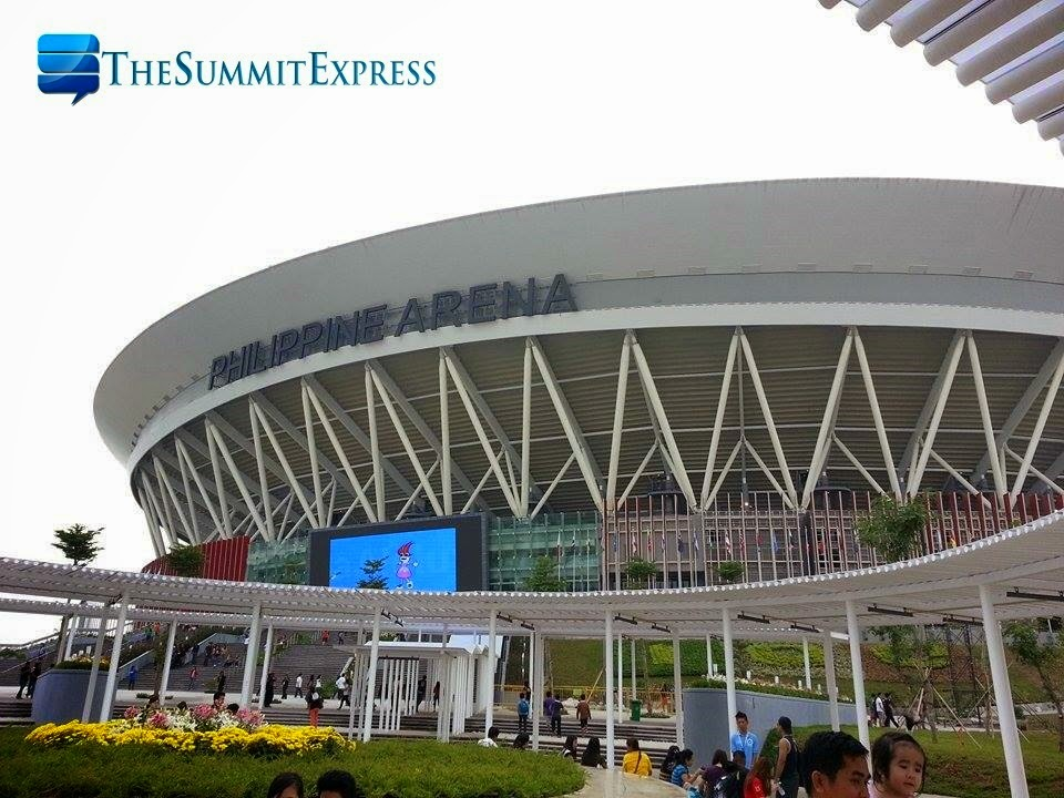 in photos a closer look to philippine arena sports