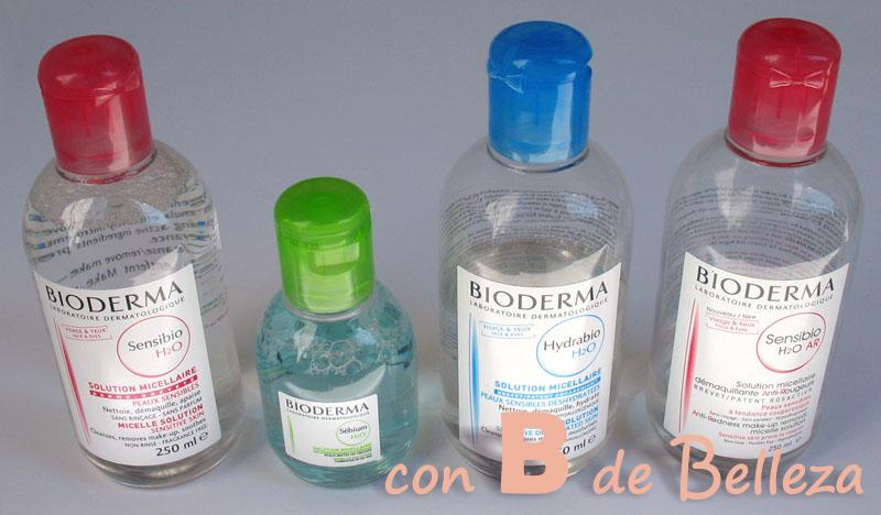 Sensibio, sebium, hydrabio