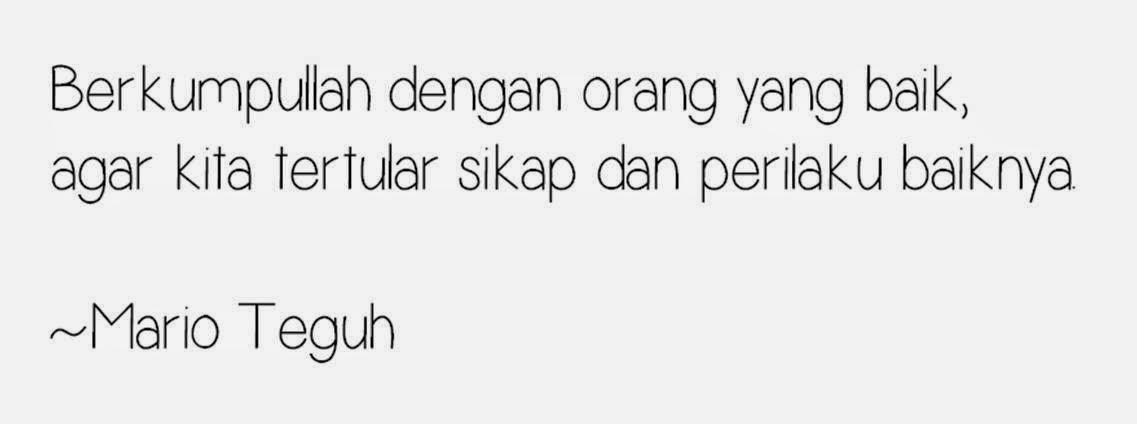 Quote Mario Teguh