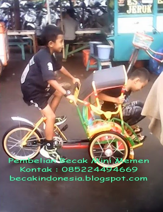 Becak Mini Mi414C