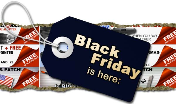 Airsoft Black Friday Deals, Airsoft Black Friday Sales, Black Friday Airsoft Deals, Pyramyd Airsoft Blog, Pyramyd Air, Tom Harris, Tominator, Airsoft Guns, Airsoft Gear, Airsoft Sales, Airsoft Guns on Sale,