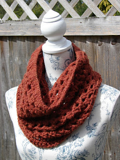CROCHET SNOOD PATTERNS - Crochet Club - CROCHETED DELICATE