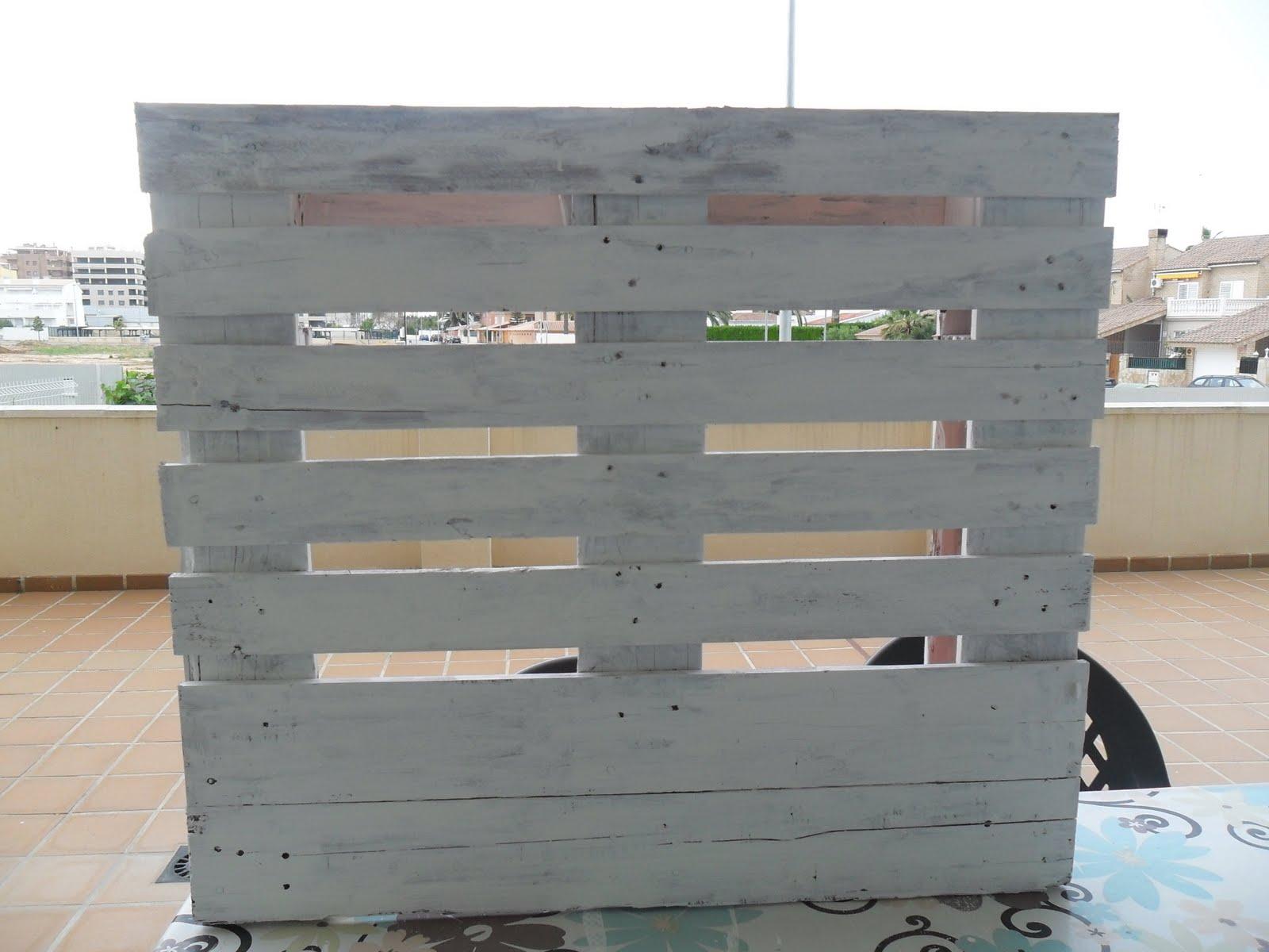 El ba l del reciclaje sillon de palets - Reciclaje de palet ...