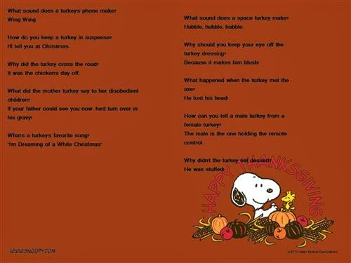 Best Thanksgiving Jokes For Kids