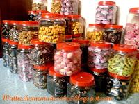 Raya Cookies / Biskut Raya