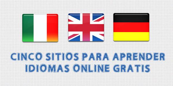 Los mejores sitios para aprender idiomas online