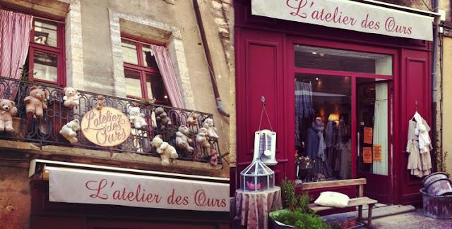 tiendas vintage provenza