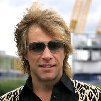 JON BON JOVI NEW HAIRCUT