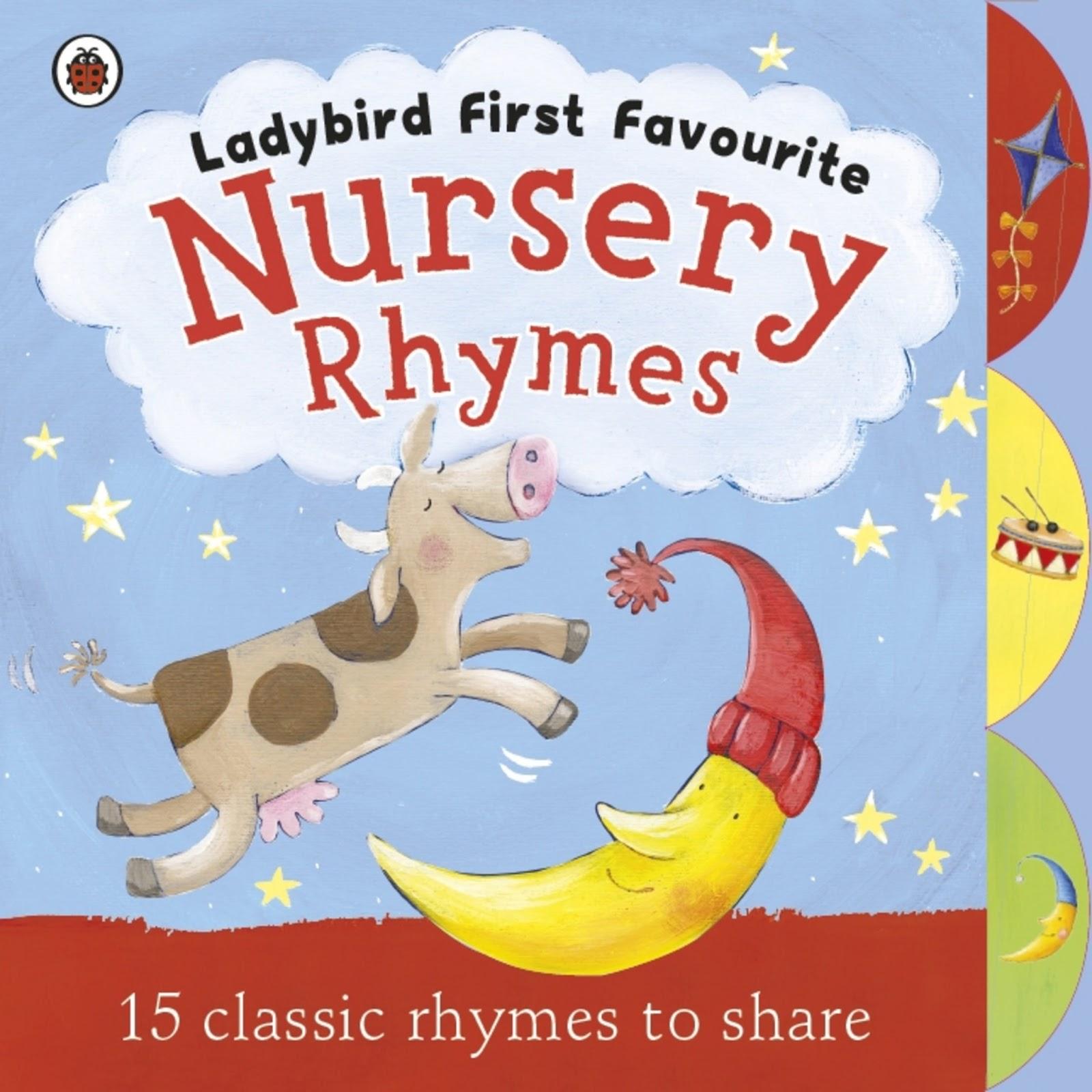 The best book of nursery rhymes