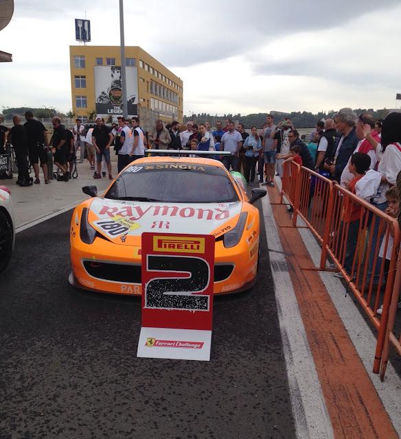 Gautam Singhania Ferrari 458 Italia