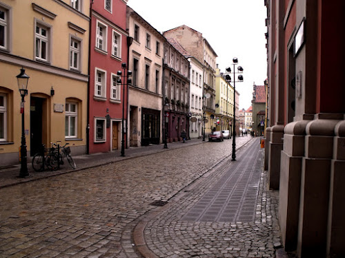 Photo from Andie Gilmour's blog about Poznań 29.03.13