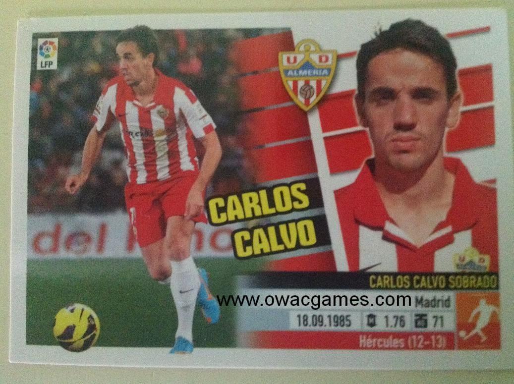 Liga ESTE 2013-14 Almeria 12 - Carlos Calvo
