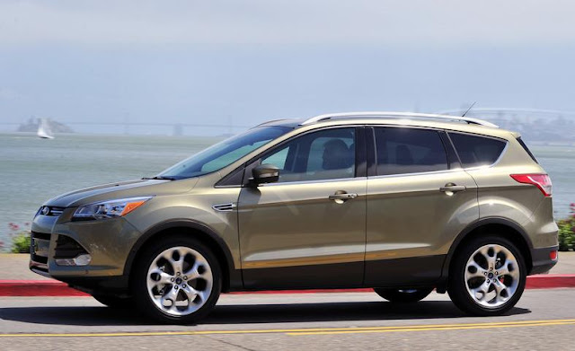 2013 Ford Escape EcoBoost 1.6L  http://hydro-carbons.blogspot.com/ - 2013 Ford Escape EcoBoost 2.0L