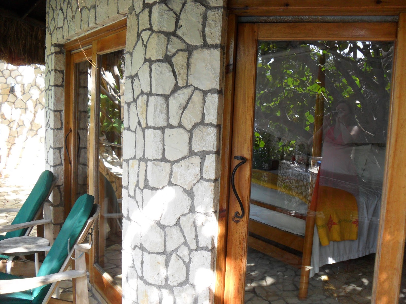 Jamaica me crazy rockhouse hotel review for Jamaican bathroom designs