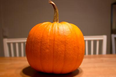 Liv I Villan Pumpa Halloween