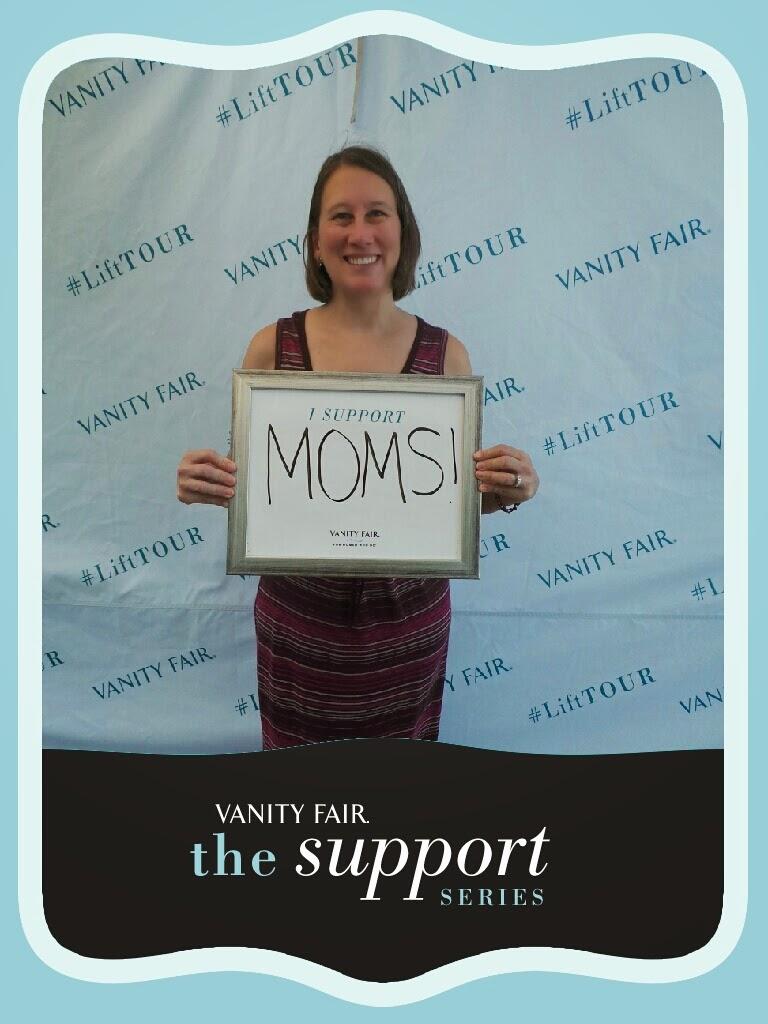 McKinney Mommas Vanity Fair Dress For Success