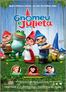 Download Gnomeu e Julieta Dublado