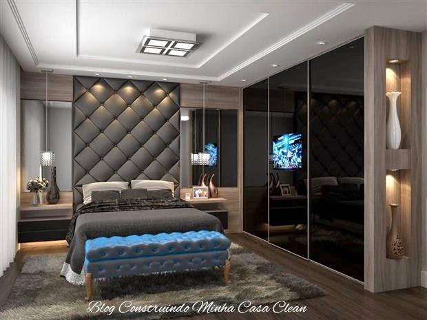 Dormitorio Roma ~ Construindo Minha Casa Clean TVs Embutida em Vidros, Espelhos e Portas! Veja essa Tend u00eancia!