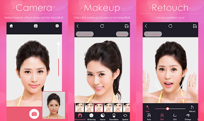 Preview BeautySnap - Makeup Camera | andromin