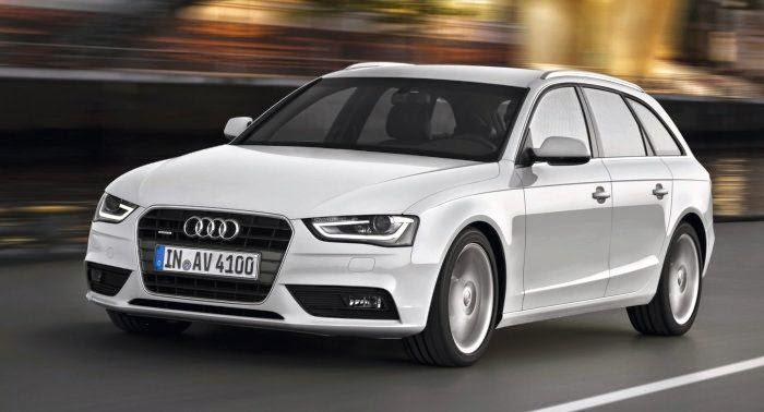 Audi A4 Avant Performance