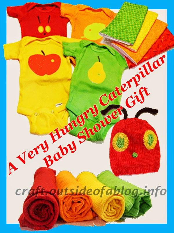 A Very Hungry Caterpillar | Baby Shower Gift