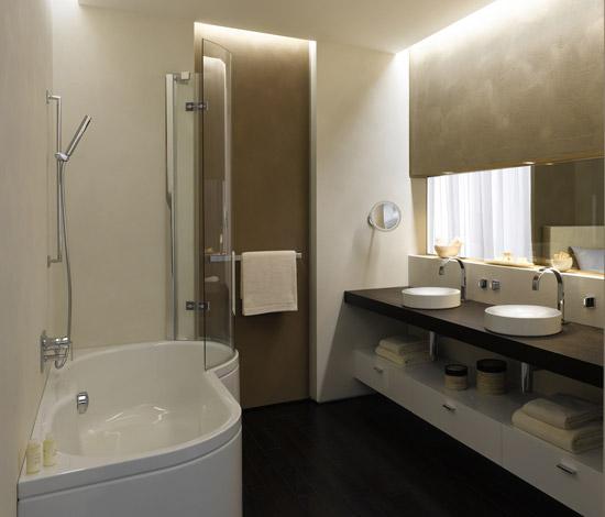 Illuminare con arte idea arredo - Illuminazione bagno design ...