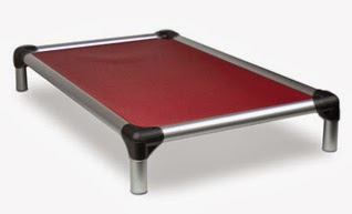 kuranda aluminum dog bed